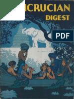Rosicrucian Digest, December 1941