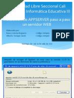 Instalaciondeappserverpasoapasolorenanoguera Albertojarrin 110718185632 Phpapp02