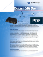 Aircraft Wireless LAN Unit Brochure