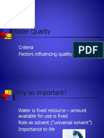 Water Quality 2010