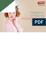 DaWanda-Lovebook Winter 2014/15 De