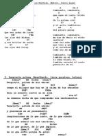 Gitaarakkoorden en Teksten CD 38 Trova Yucateca