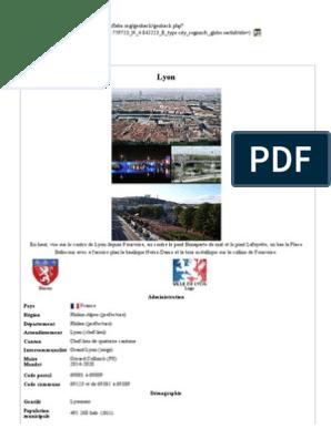 Lyon Lyon Transport