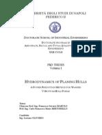 Fluids Tesis Hydrodynamics