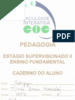 Estágio Curricular - Faculdade Interativa COC - Ensino Fundamental