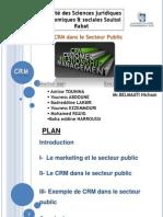 CRM Public Présentation