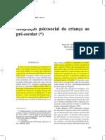 SILVA, r. v. __ Adaptação psicosocial da criança ao pre-escolar.pdf