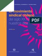 Víctor Ulloa - El Movimiento Sindical Chileno Del Siglo Xx Hasta Nuestros Dias