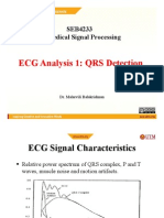 07 ECG Analysis 1 - QRS Detection.ppt [Compatibility Mode]