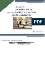 La Creacion de Presentacion de Ventas Estilo Consultor