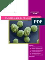 Medotologia de La Investigación NUEVO