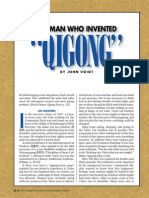 The Man Who Invented Qigong-1