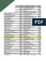 Listade de Escuelas Tlalpan Enlace