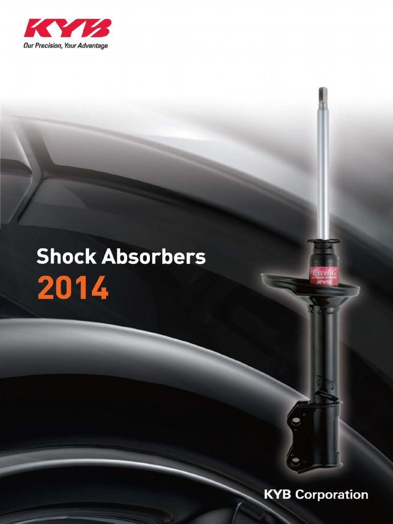 Toyota 48530-A9670 Suspension Strut Assembly