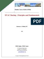 HVAC Ducting - Principles and Fundamentals