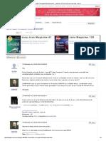 ArrayList Bidimensional Java