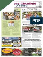 Hudson~Litchfield News 8-8-2014