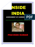 INSIDE INDIA  (excerpts)