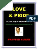 LOVE & PRIDE POETRY  (excerpts)