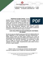 Ação Anulatória - Francisco Elizeu