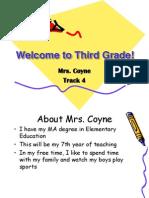 meet the teacher power point 2014-2015