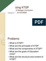 Organizing KTSP