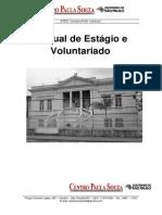 Trab Voluntario Manual Estagio e Trabalho Voluntario
