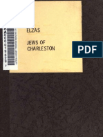 (1902) Jews of Charleston (South Carolina)