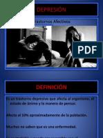 PRESENTACION DEPRESION