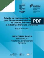 Instrumentos Financeiros p Financiamento Da Cultura _ Gov