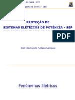 Tópico 1.2 - Fenomenos Elétricos_2013.2