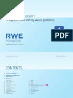 RWE Guideline Pictograms