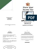 PAYE Booklet
