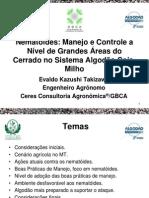 Nematóides - Manejo e Controle a Nível de Grandes Áreas Do Cerrado No Sistema Algodão-soja-milho