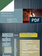 Emisiones Gaseosas Industriales