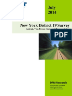 NY-19 Rail Survey 0714