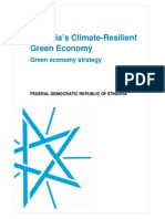 CRGE Green Economy Strategy