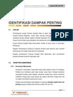 Bab 4 Identifikasi Dampak Penting Embung Sangkok Bawi
