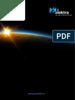 Catalogo 2013 Solar Elektra