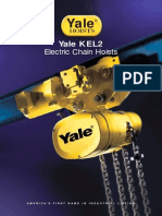 Yale Hoist Catalogo