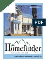 McDowell News Homefinder August Edition