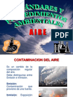 1.0 Estándares y Procedimientos Ambientales_Aire