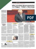 El Comercio #CornejoLeaks