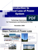 3 Introduction to Technical Loss of Power System
