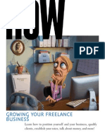 Excerpt Growing Your Freelance Business