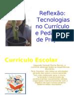 Reflexão_tecnologias_curriculo