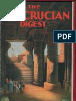 Rosicrucian Digest, January 1937