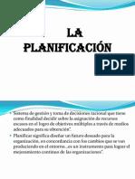 Beneficios de La Planificación