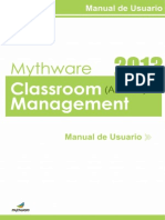 Android Classroom Management User Manual V2.5 (Spanish)