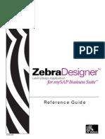 Zebradesigner Mysap Qrg En